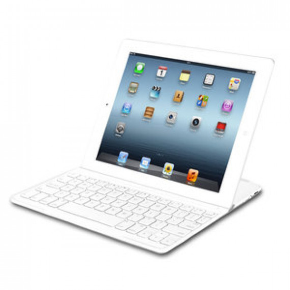 Logitech Ultrathin Keyboard Cover (Blanc)
