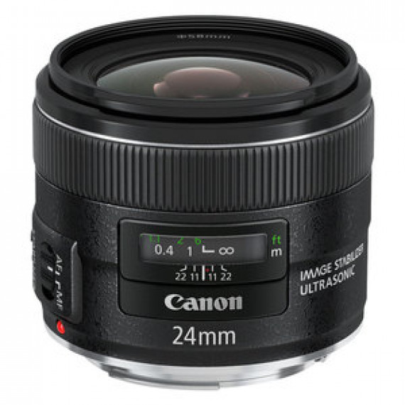 Objectif Canon EF 24 mm f/2,8 IS USM grand-angle stabilisé