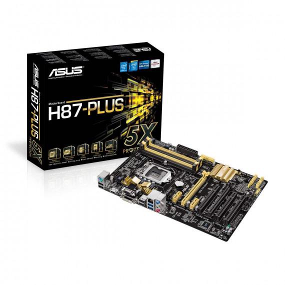 Carte mère Asus H87-PLUS C2 Socket 1150