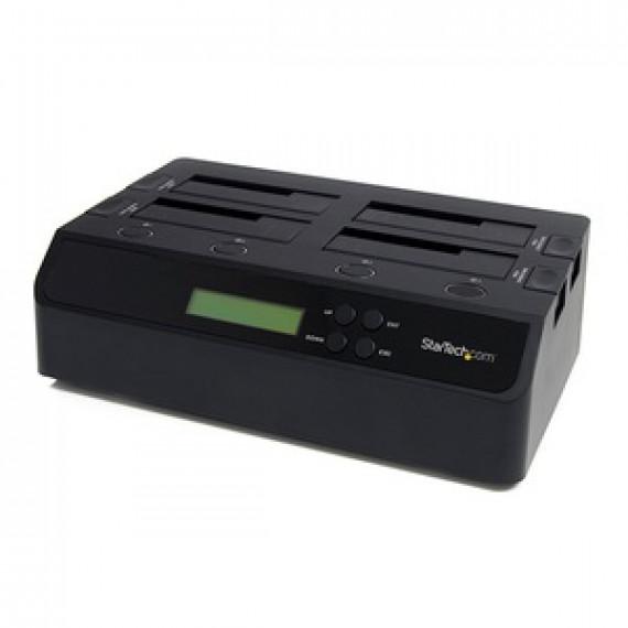 """Duplicateur StarTech.com station de clonage autonome pour HDD - disque dur 2.5"""" et 3.5"""" sur port USB 3.0/eSATA"""