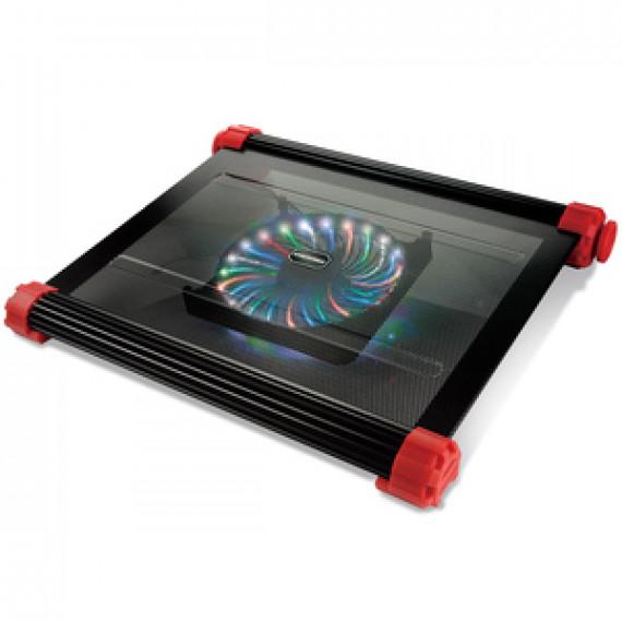 """Système  de refroidissement Enermax Aeolus Vegas pour ordinateur portable jusqu'à 17"""""""