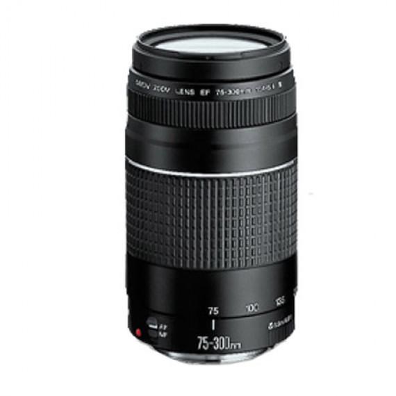CANON EF 75-300 mm f/4-5,6III