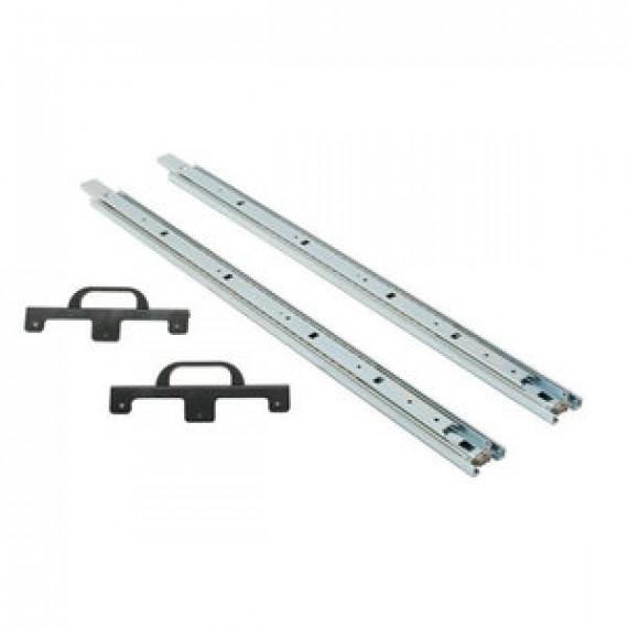 Accessoire pour boîtier - Supermicro CSE-PT26L-B - Kit rails 4U pour montage rack avec poignées latérales