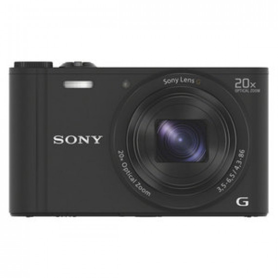 SONY Cyber-shot DSC-WX350 Noir