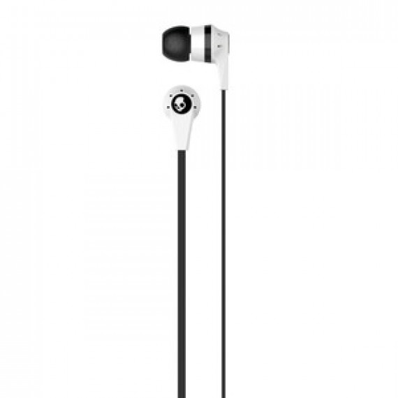 Ecouteurs intra-auriculaire SKULLCANDY INK'D BLANC