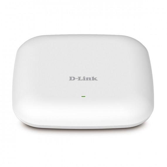 Point d'accès D-Link DAP-2610 WiFi AC1300 Mbps Dual Band (N400 + AC867) Wave 2 PoE MU-MIMO