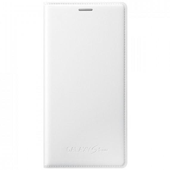 SAMSUNG Flip Cover Blanc Samsung Galaxy S5 Mini