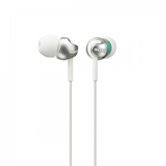 Ecouteurs intra-auriculaires SONY MDR-EX110LP BLANC