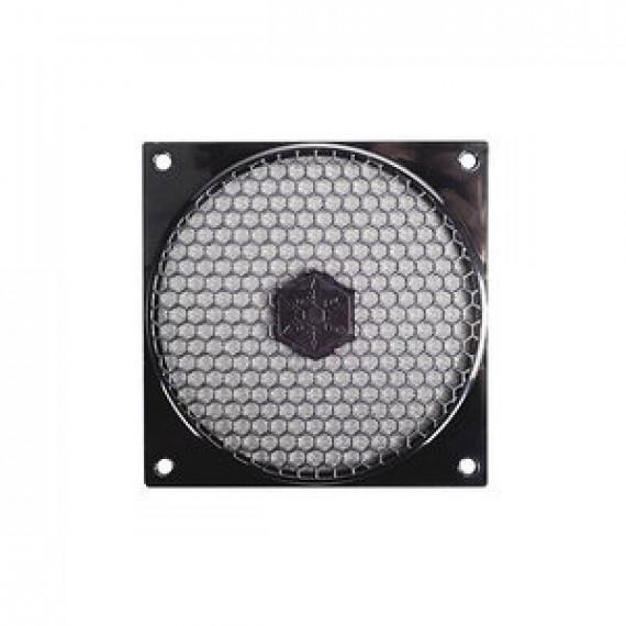 Grille SilverStone FF121 pour ventilateur 120 mm avec filtre à poussière