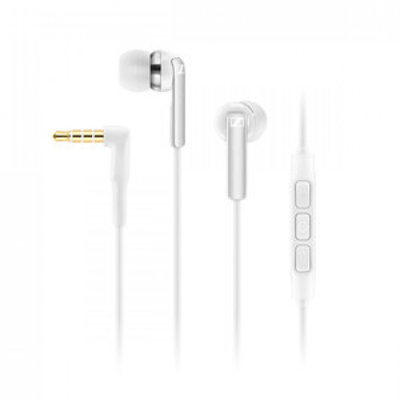 Ecouteurs intra-auriculaire  Sennheiser CX 2.00i Blanc - compatible iPhone/iPad/iPod