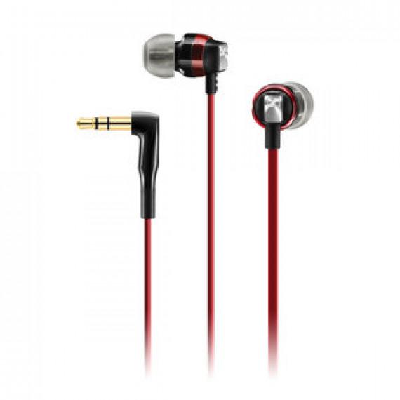 Sennheiser CX 3.00 Rouge- Ecouteurs fermés intra-auriculaire