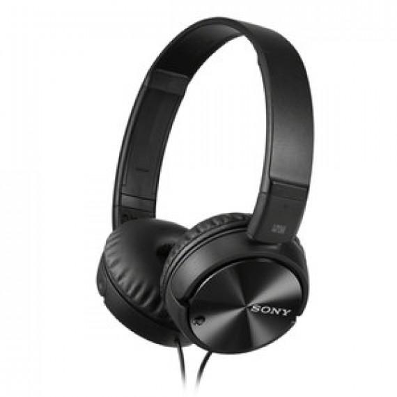 Casque Sony MDRZX110NA Noir supra-auriculaire fermé avec technologie antibruit
