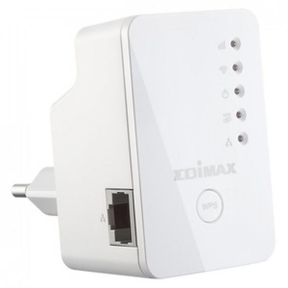 Répéteur Wi-Fi N 300 Mbps compact Edimax EW-7438RPn Mini
