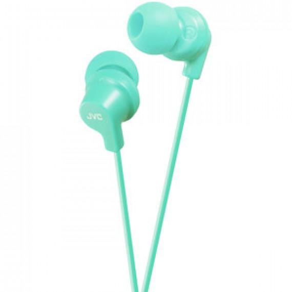 Écouteurs JVC HA-FX10 TURQUOISE intra-auriculaire