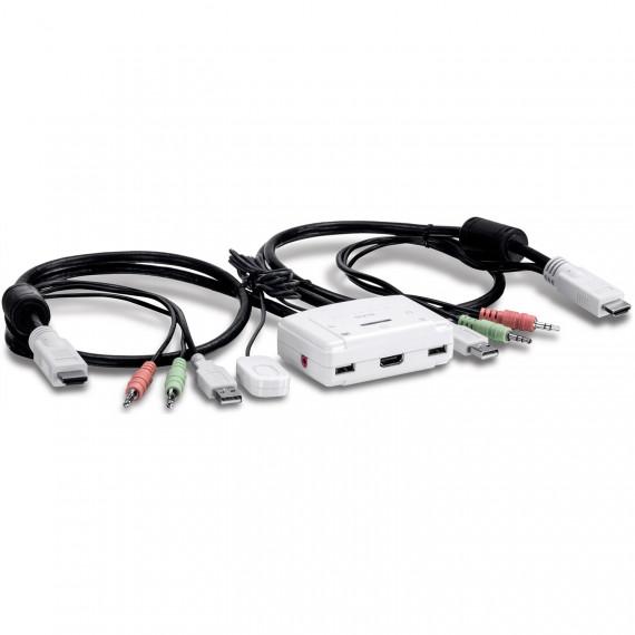 KVM TRENDnet TK-215i 2 ports USB / HDMI