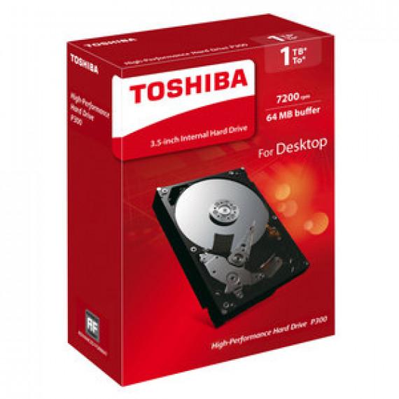 TOSHIBA P300 HDWD110EZSTA 1 To
