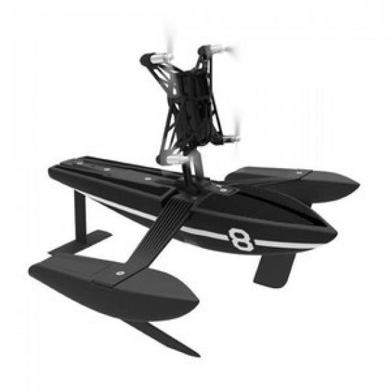 MiniDrone Parrot Hydrofoil Hybride Orak - hybride glissant sur l'eau et volant avec caméra embarquée iOS et Android