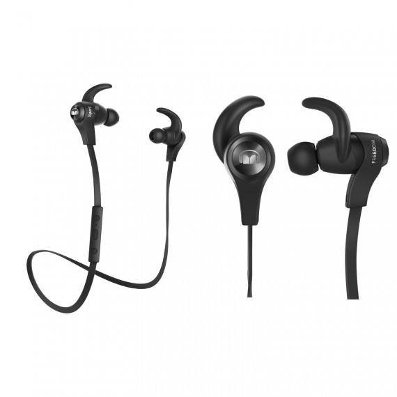 Monster iSport Wireless Noir