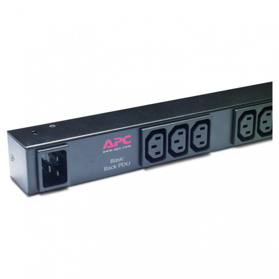 Unité de distribution d'alimentation APC Basic Rack PDU AP9572 - pour Rack 15 prises IEC-320-C13 208/230V 16A 0U