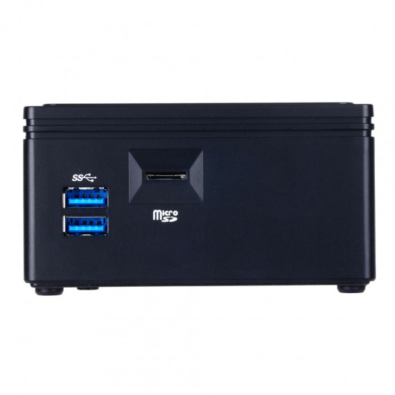 Barebone Gigabyte Brix GB-BACE-3000 Intel Celeron N3000 Intel HD Graphics Wi-Fi AC Bt 4.0