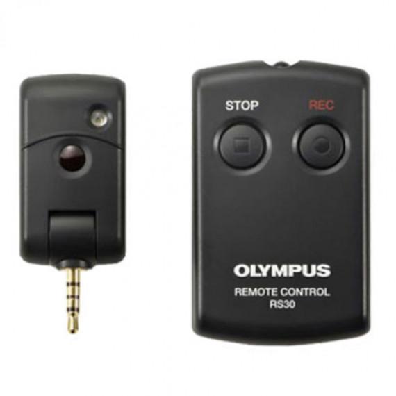 Télécommande pour dictaphone Olympus RS30W séries LS, DM-650/-670