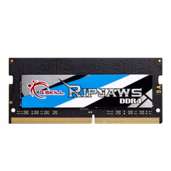 Mémoire RAM G.Skill RipJaws Series SO-DIMM 16 Go DDR4 2666MHz CL18 PC4-21300