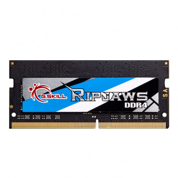 G.Skill RipJaws Series SO-DIMM 16 Go 3000 MHz CL16 RAM SO-DIMM PC4-24000 - F4-3000C16S-16GRS