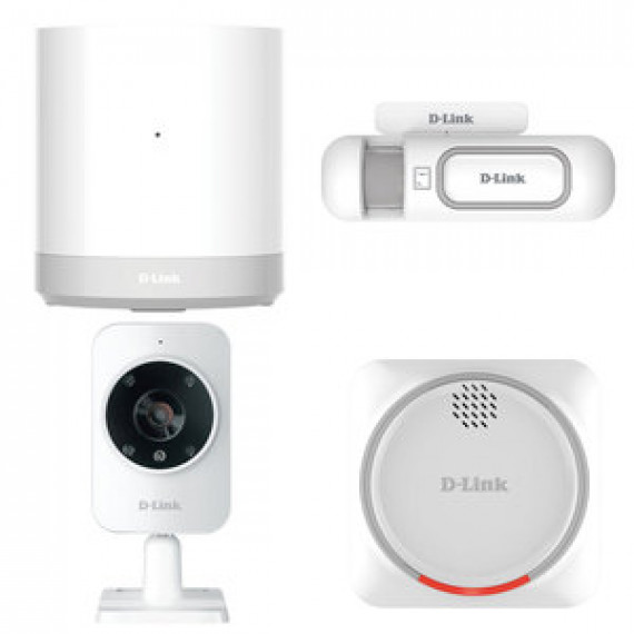 DLINK Smart Home Security Kit
