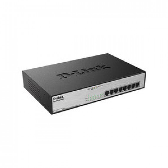 DLINK DGS-1008MP
