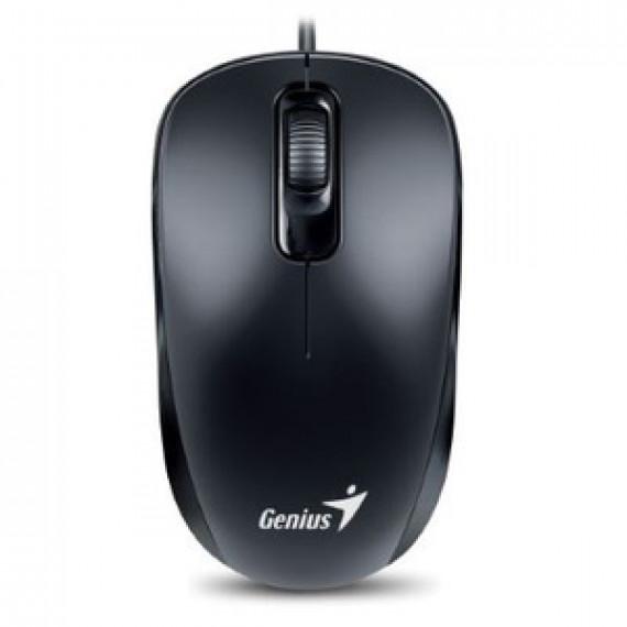 Souris optique filaire Genius DX-110 USB Noir
