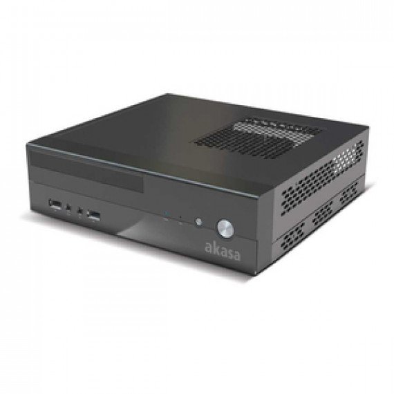 Boîtier Akasa Crypto Vesa Mini-ITX (alimentation 80W)