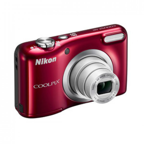Nikon Coolpix A10 Rouge