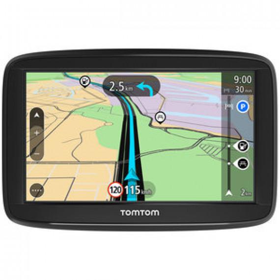 "GPS TOMTOM START 52 - 45 pays d'Europe Ecran 5"" et cartographie à vie"