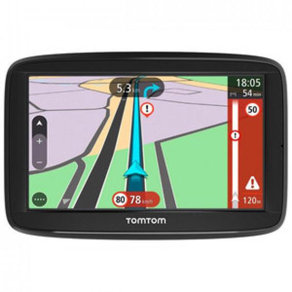 """GPS TOMTOM VIA 62 - 48 pays d'Europe Ecran 6"""" et cartographie à vie"""