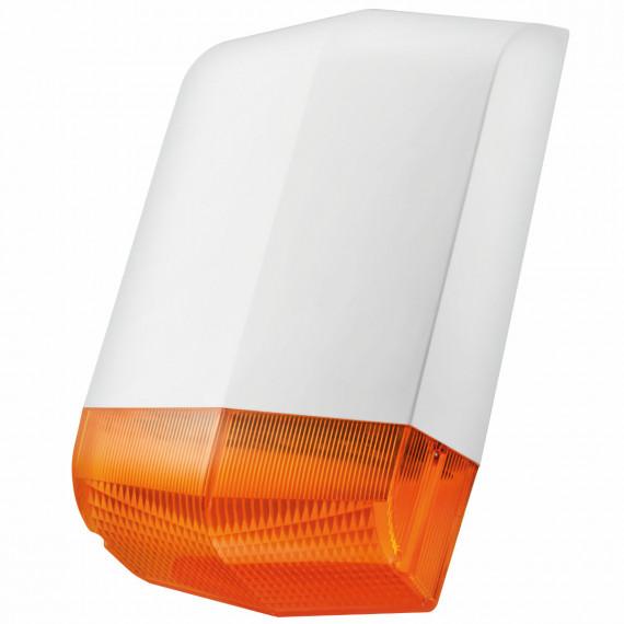 Trust Smart Home Sirène alarme ALSIR-2000 Sirène alarme Wi-Fi avec avertissement sonore et lumineux