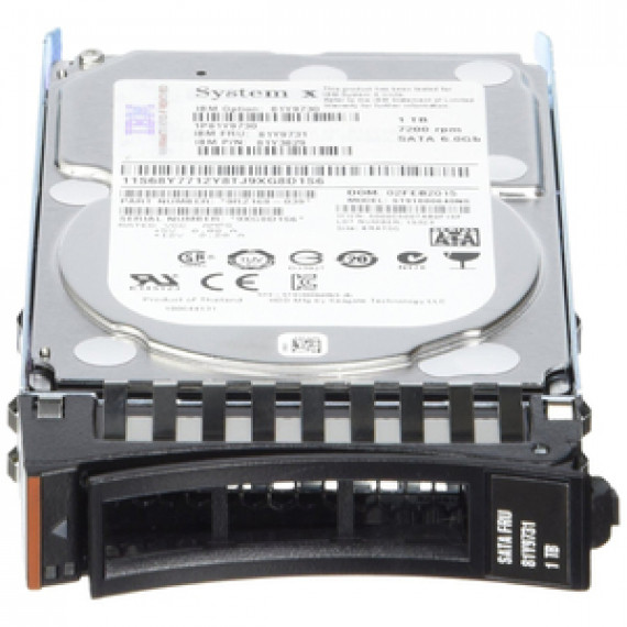 "Disque dur LENOVO 81Y9730 2.5"" 1 To 7200 RPM SATA 6Gb/s"