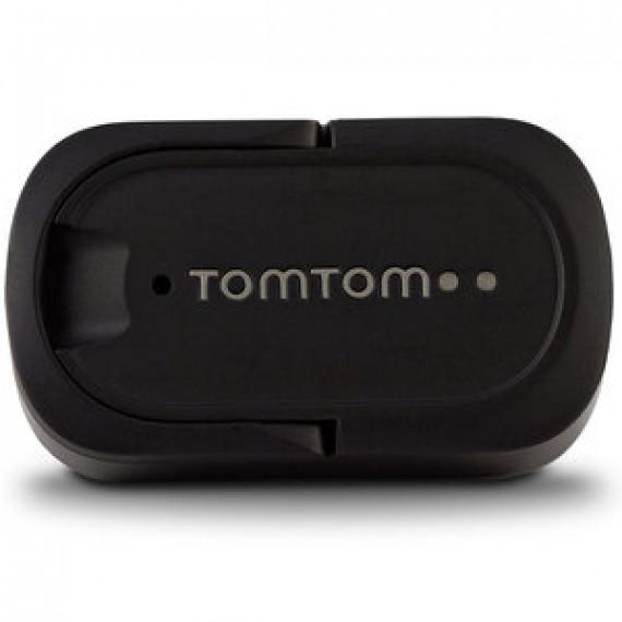 Accessoire GPS pour Téléphone et Smartphone - TomTom Curfer - Boîtier de connexion entre voiture et smartphone (iPhone et Android)