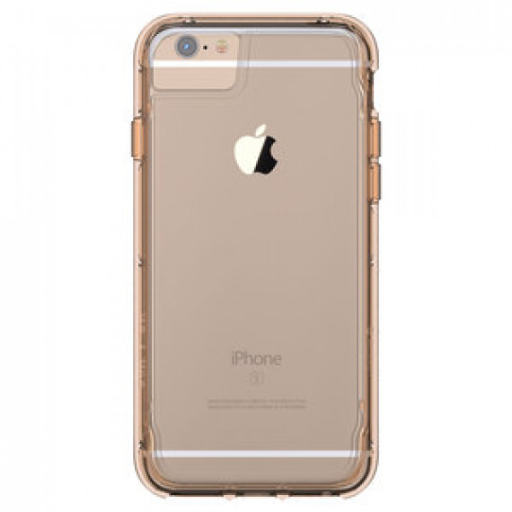 GRIFFIN Survivor Clear Blanc/Or iPhone 7