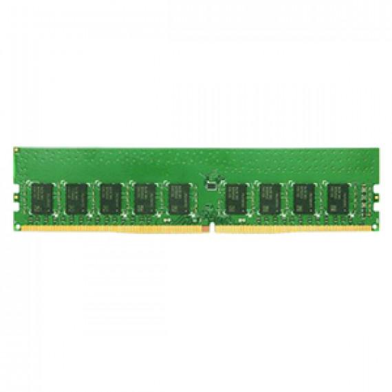Accessoire NAS - Synology 16 Go (1 x 16 Go) DDR4 ECC UDIMM 2133 MHz CL15 (RAMEC2133DDR4-16G) - RAM DDR4 PC4-17000 ECC UDIMM pour RackStation RS3617xs+ et RS3617RPxs