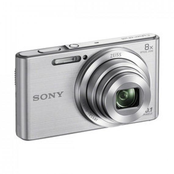 """Appareil photo SONY DSC-W830 ARGENT 20.1 MP - Zoom optique 8x - HD 720p - Écran LCD 2.7"""""""