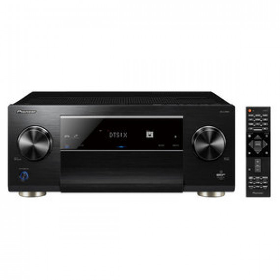 Amplificateur Home Cinéma Pioneer SC-LX901 Noir - AV 11.2 Direct Energy Class HD Classe D, Dolby Atmos, DTS:X, Upscaling Ultra HD 4K/60p, MCACC Pro, Air Studios, Bluetooth, Wi-Fi, Google Cast, AirPlay, HDMI