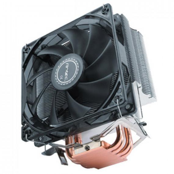 Ventilateur de processeur à LED PWM Antec C400 - (pour Socket Intel 1366/1156/1155/1151/1150/775 et AMD FM2+/FM2/FM1/AM3+/AM3/AM2+/AM2)
