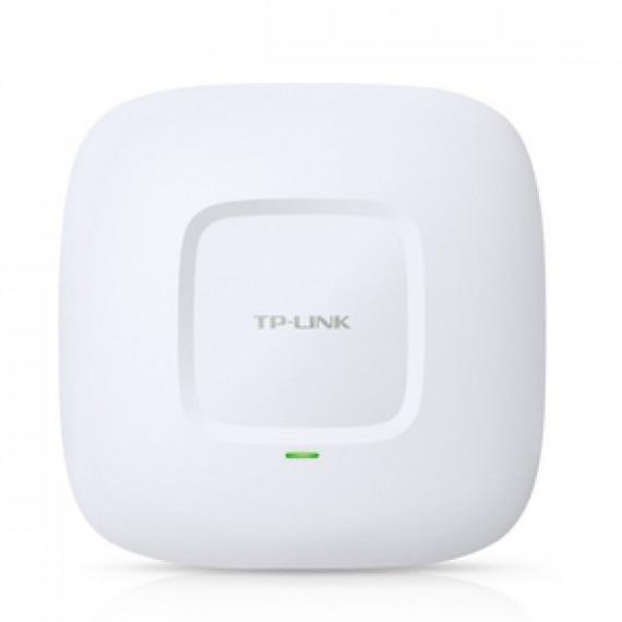 Point d'accès TP-LINK EAP225 Wi-Fi AC Dual Band 1200 Mbps (N300 + AC867) PoE Gigabit - Plafonnier