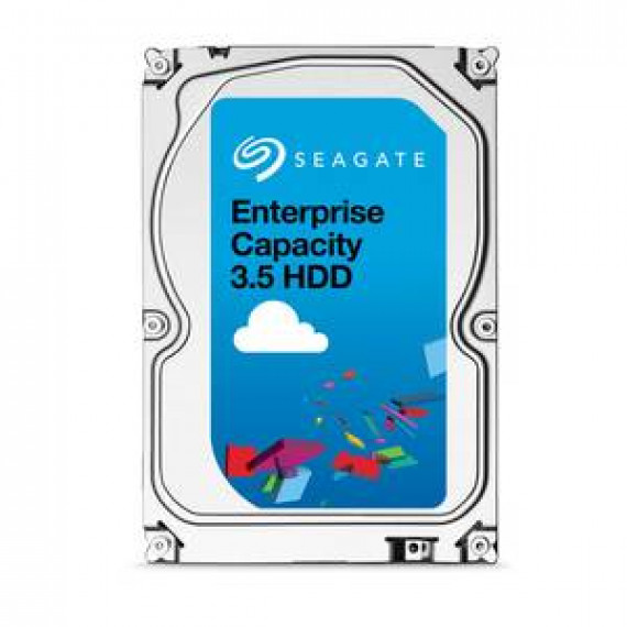 "Disque dur serveur 3.5"" Seagate Enterprise Capacity 3.5 HDD v.5 6 To (ST6000NM0115) - 6 To 7200 RPM 256 Mo SATA 6Gb/s 512e (bulk)"