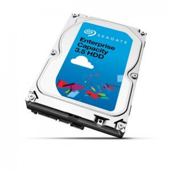 "Disque dur serveur Seagate Enterprise Capacity 3.5 HDD v5.1 2 To (ST2000NM0008) - 3.5"" 2 To 7200 RPM 128 Mo SATA 6Gb/s 512n (bulk)"