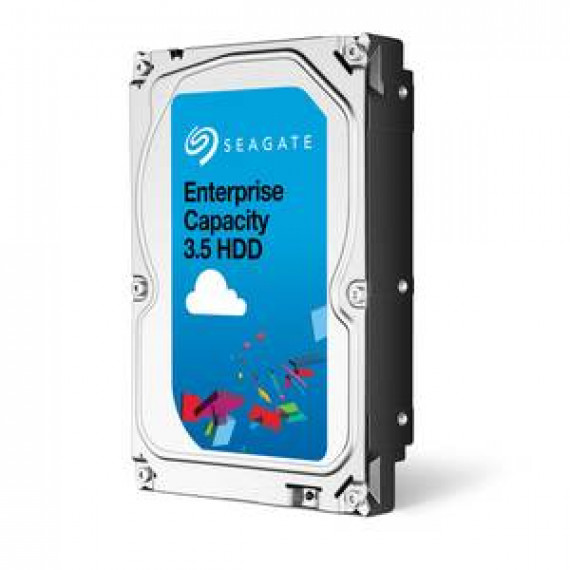 "Disque dur serveur 3.5"" Seagate Enterprise Capacity 3.5 HDD v.5 1 To (ST1000NM0055) - 1 To 7200 RPM 128 Mo SATA 6Gb/s 512n (bulk)"