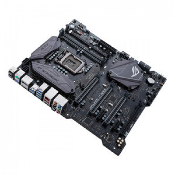 Carte mère ASUS ROG MAXIMUS IX APEX E-ATX Socket 1151 Intel Z270 Express - 2x DDR4 - SATA 6Gb/s + M.2 - USB 3.1 - 4x PCI-Express 3.0 16x - LED RGB