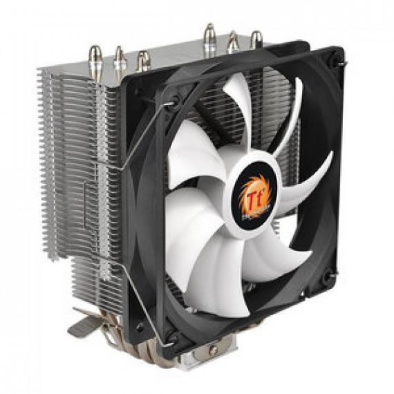 Ventilateur processeur Thermaltake Contact Silent 12 - 120 mm pour Intel et AMD - TDP jusqu'à 150W