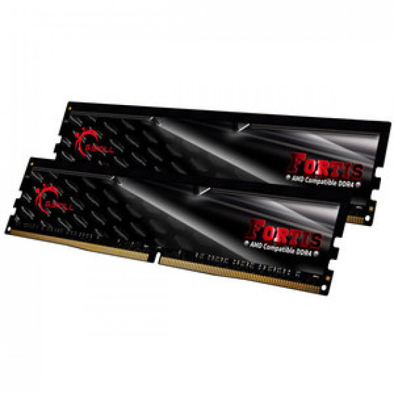 GSKILL Fortis Series 32 Go (2x 16 Go) DDR4 2400 MHz CL15