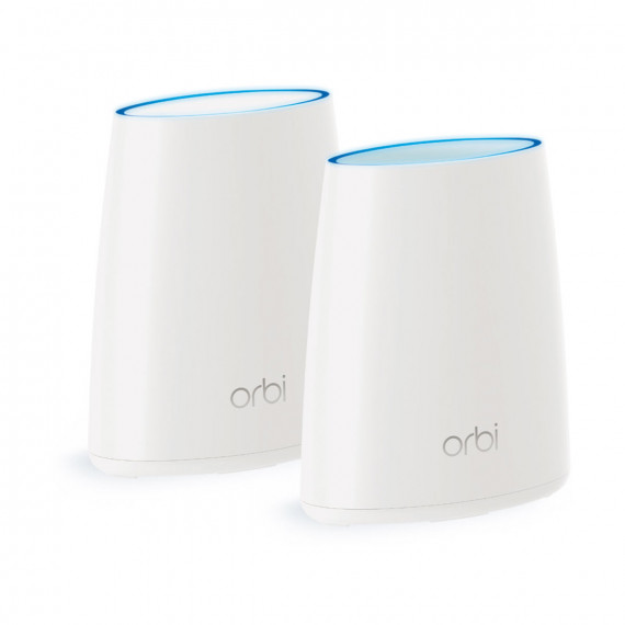 NETGEAR Orbi Pack routeur + satellite (RBK40-100PES)